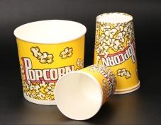 爆米花纸桶