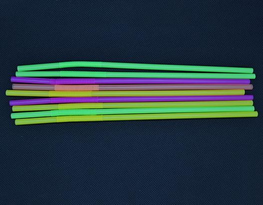 彩色艺术吸管