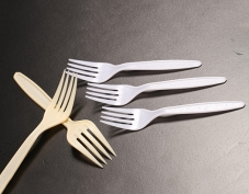 一次性塑料叉
