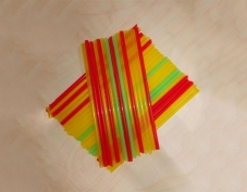 豆浆直管彩色